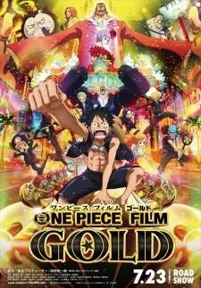 Ван-Пис: Золото / One Piece Film: Gold
