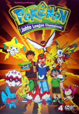 Покемон: Чемпионы лиги Джото / Pokémon: Johto League Champions [TV-4]
